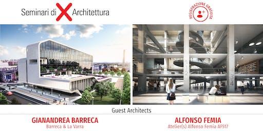 Seminario di Architettura Roma - Architettura e design al centro: creatività, tecnologia, ricerca