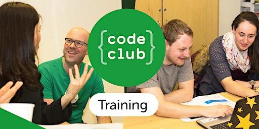 Establishing your own Code Club Training Session - Belfast