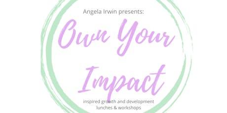 Own Your Impact DecemberLunch + Networking biglietti