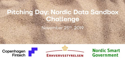 Pitching Day: Nordic Data Sandbox Challenge