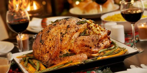 Columbia Thanksgiving dinner