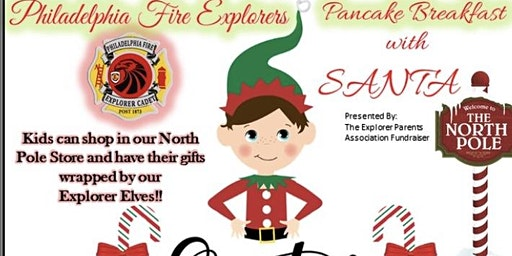 2019 PFD Fire Explorers Santa's Workshop and Pancake Breakfast