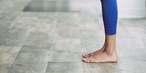 Sunday Session: Yoga w/ Heather Pascal