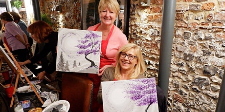 Winter Blossom Brush Party - Ampthill tickets