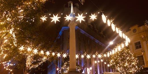 Magical Markets and Twinkling Trees - a Covent Garden Christmas