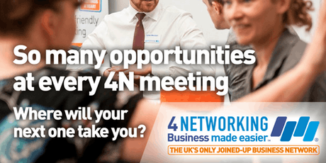 Hull Breakfast Networking // 4Networking tickets