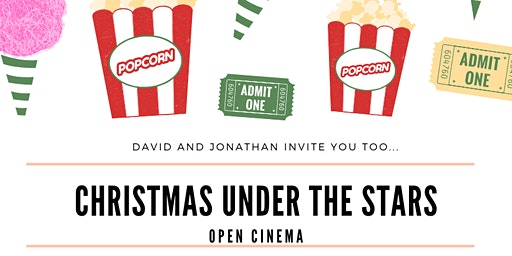 Christmas Movie Under the Stars (Open Cinema)