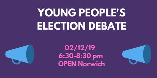Young People's Election Debate