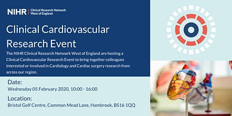 Clinical Cardiovascular Research Event and PI Training tickets