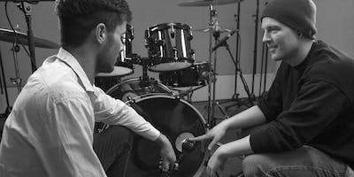 Masterclass Drummer Sound