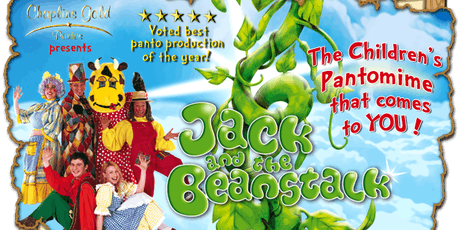 Jack & The Beanstalk Panto in Hartshill! tickets