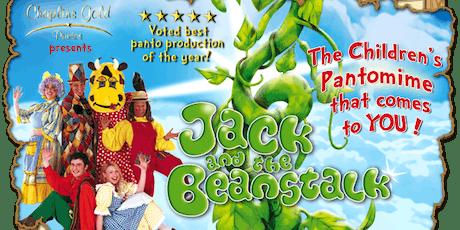Jack & The Beanstalk Panto in Hartshill! tickets