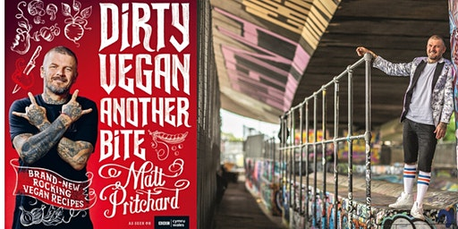 Dirty Vegan 2: Another Bite, Matt Pritchard in Conversation ENTRY ONLY