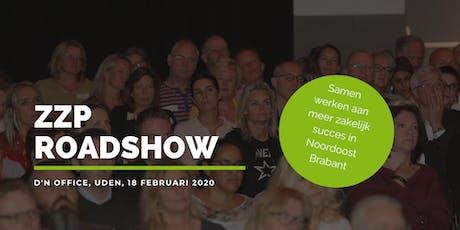 ZZP ROADSHOW Noordoost Brabant - Uden tickets