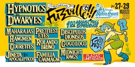 Fuzzville!!! #6 - 2020 tickets