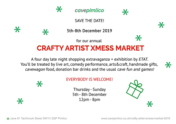 Crafty Artist XMess Market image