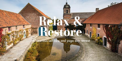 Relax and Restore - a one day self-care and yoga retreat