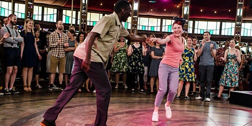 Worthing Lindy Hop Course - absolute beginners Jan/Feb 2020 (7 weeks with free warm up lesson).