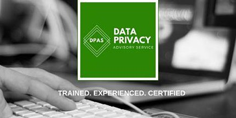 GDPR Foundation Level Course - CPD Accredited - Exeter - £395.00 + VAT tickets