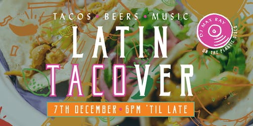 Latin Tacover 8.0