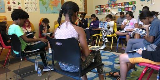 Middle Grade Book Club: THE DOUGHNUT KING