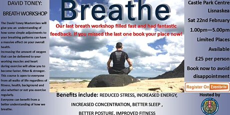 Breath Workshop tickets