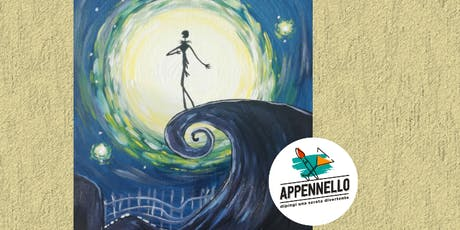 Nightmare before Christmas: aperitivo Appennello a Jesi (AN) biglietti