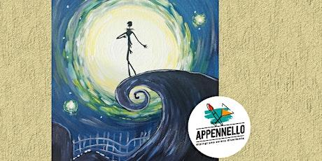 Nightmare before Christmas: aperitivo Appennello a Jesi (AN) biglietti