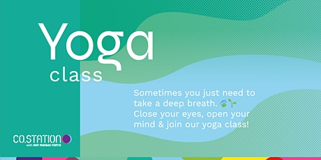 Yoga Class at Co.Station tickets