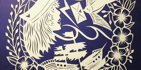 Paper Cutting Workshop with Ellie and the Rubester Papercuts tickets
