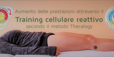 Presentazione del Training Cellulare Reattivo biglietti