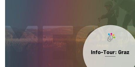 Info-Tour: Graz Tickets