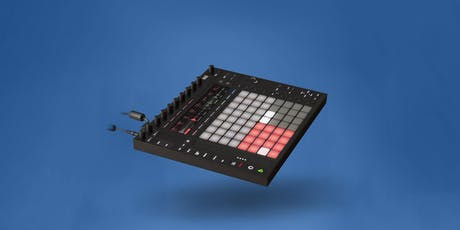 Ableton Push tickets