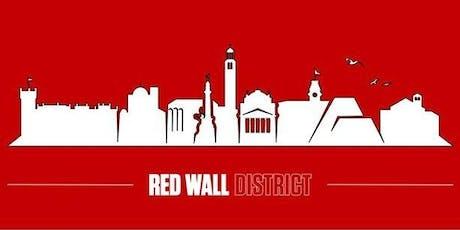 Conferenza stampa | Presentazione di Redwalldistrict.it biglietti