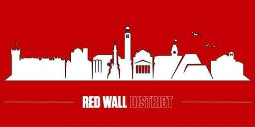 Conferenza stampa | Presentazione di Redwalldistrict.it