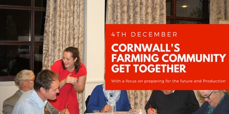 Cornwall's  Farming Community Get Together (East) tickets