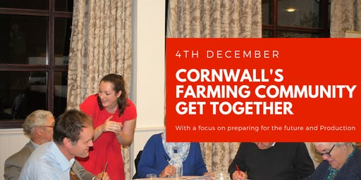 Cornwall's  Farming Community Get Together (East)
