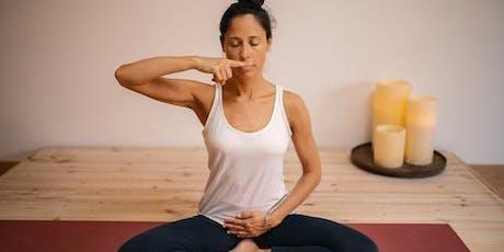 Taller de Movimiento para el Yoga: Respiración de Fuego tickets