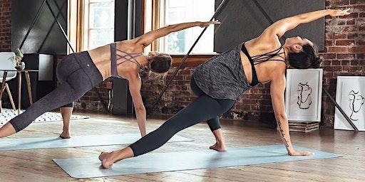 Sunday Session: Vinyasa Yoga w/ Karen Nicol