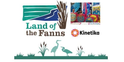 Land of the Fanns Drawing Workshop