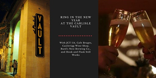 New Year's Eve Party at the Carlisle Vault