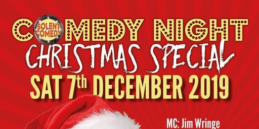 Comedy at The Frog And Frigate Christmas Special