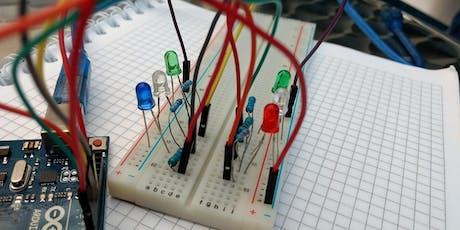 Basiscursus Arduino tickets