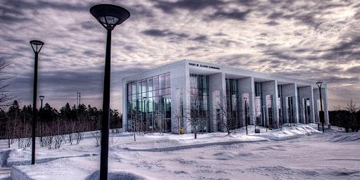 UNB Saint John - Winter 2020 Orientation