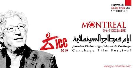 JCC Carthage Film Festival - Montréal billets