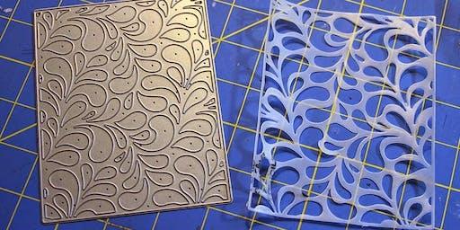 Workshop Crea il tuo Stencil con il Taglio Laser - Zagarolo