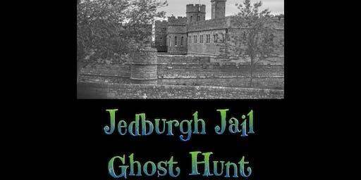 Jedburgh Castle Jail Interactive Ghost Hunt, Scotland 27/06/2020