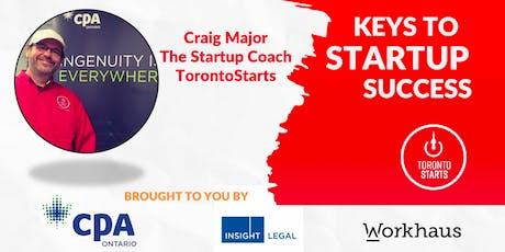 Keys to Startup Success tickets