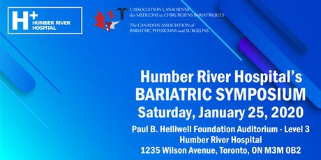 Humber River Hospital's Bariatric Symposium tickets