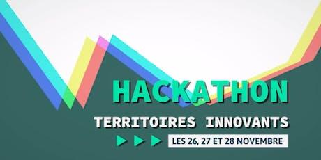 ▟▟ Hackathon Matrice x Banque des Territoires ▙▙ tickets